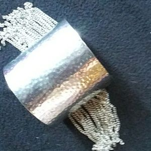 💥Hammered armband jewelry